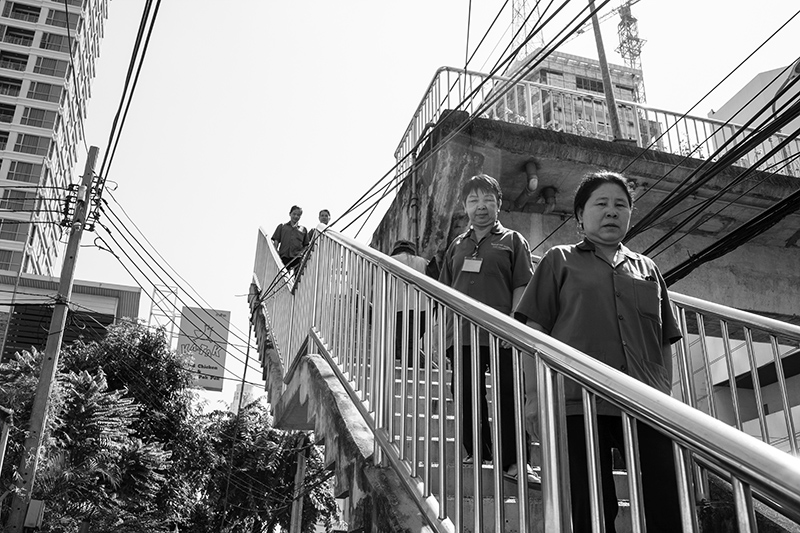 Bangkok - Tahiland
