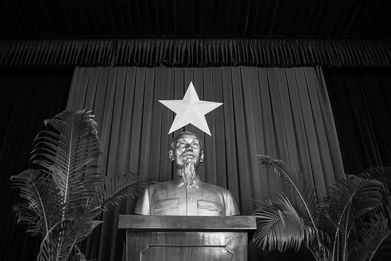 Reunification Palace, Ho Chi Minh City - Vietnam