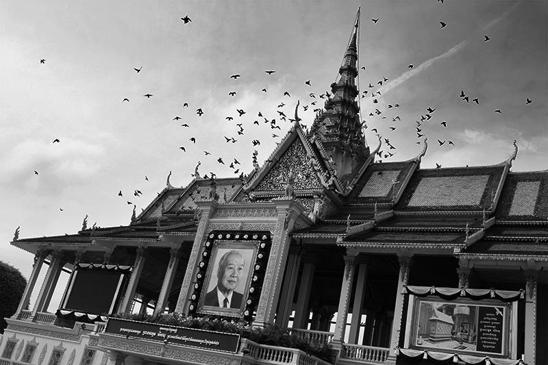 Royal Palace, Phnom Penh - Cambodia