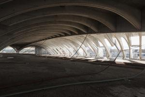 Vela di Calatrava. Tor Vergata, Rome