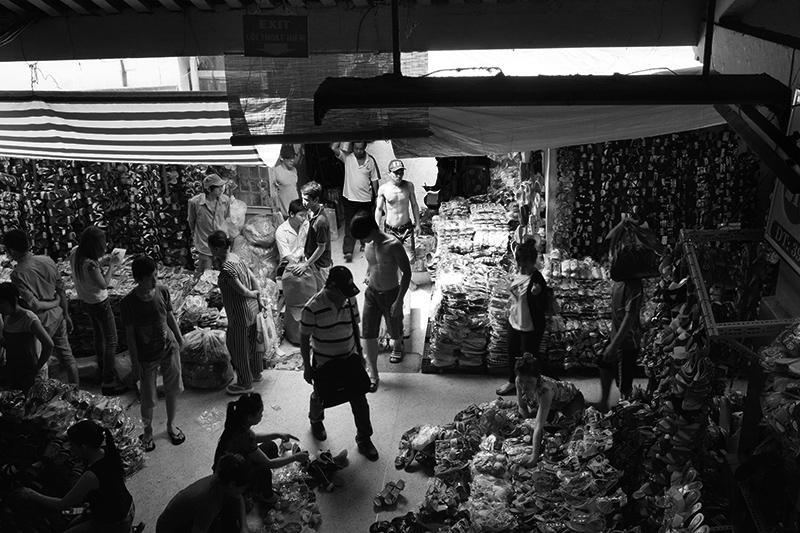 Cholon, Ho Chi Minh City - Vietnam