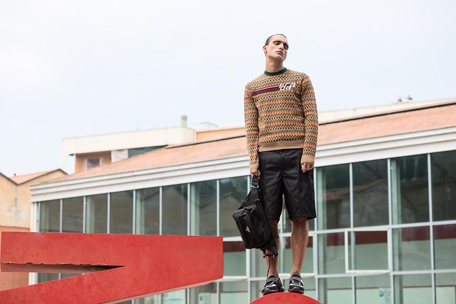 AI 18/19 fashion campaign shot for Valenti Pisa - Campagna realizzata per valenti Pisa. Stagione Autunno Inverno 18/19